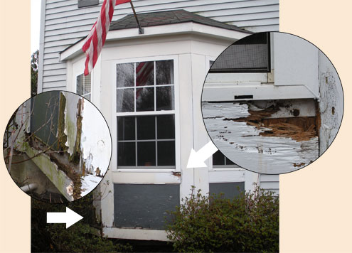 A Home Inspector's Role Series – The Exterior of Your Home or Office