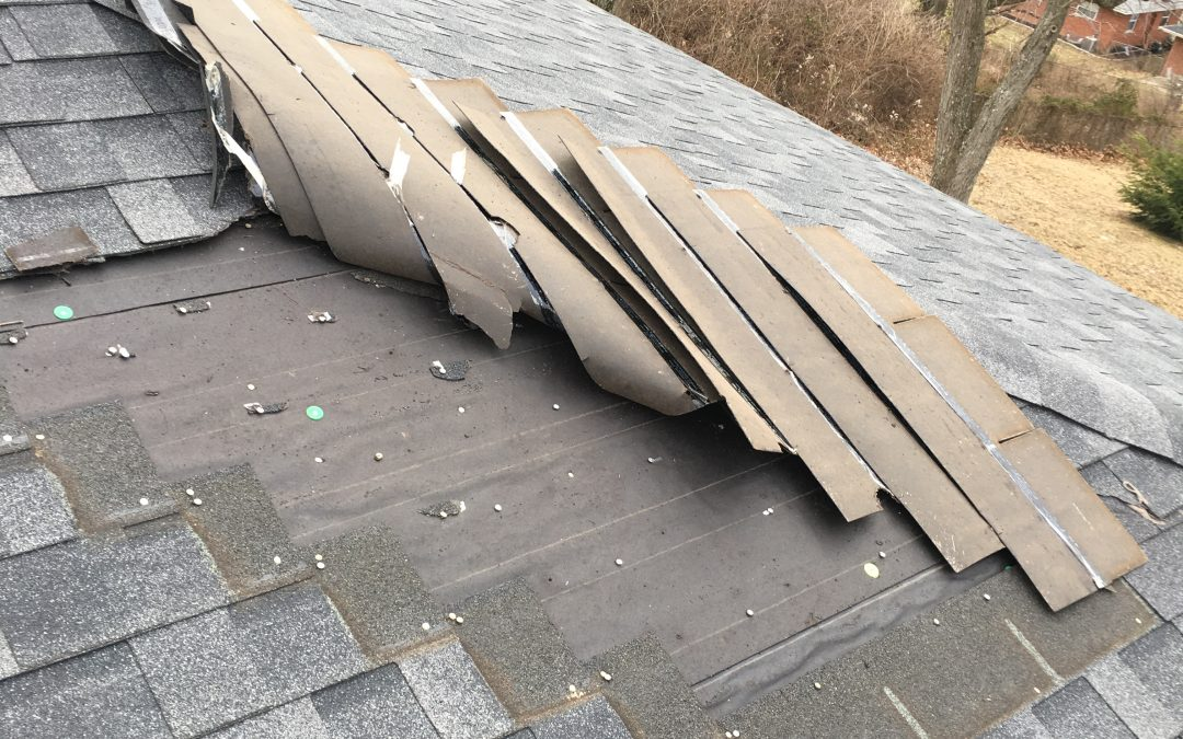 Our Finds Inspecting Greater Cincinnati Roofs