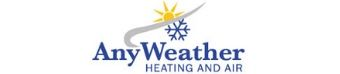AnyWeather Heating and Air Logo