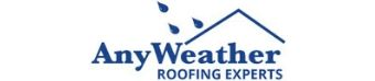 AnyWeather Roofing Experts Logo
