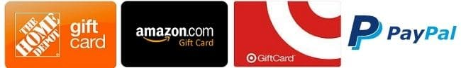Inspection Referral Gift Cards