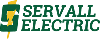 Servall Electric Company Logo
