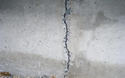 It's Important to Have a Professional Inspect Your Home And Foundation Every Couple of Years To Catch Developing Problems Early!